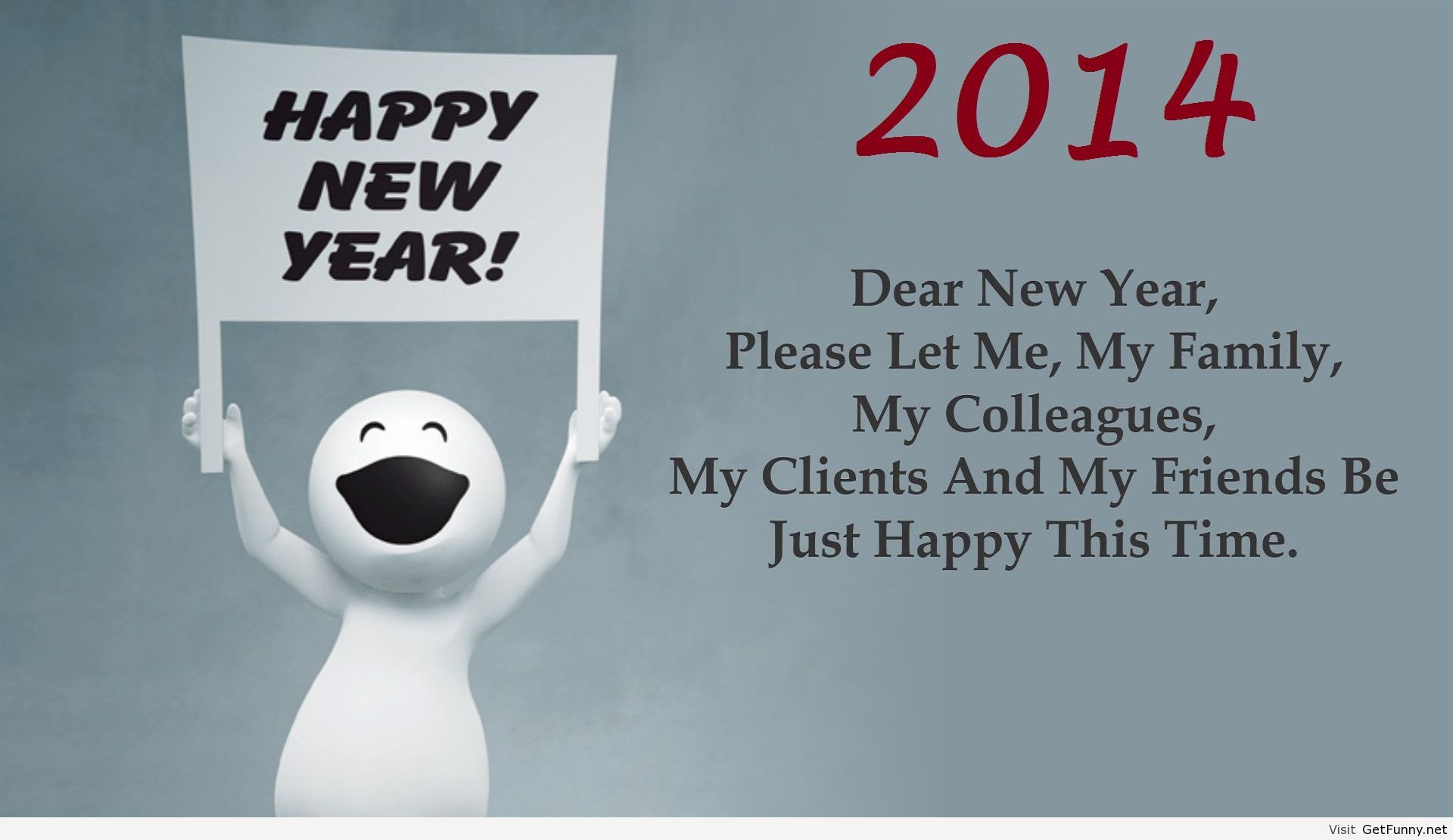 2014 Happy New Year Quote