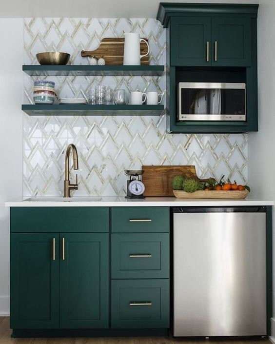 10x10 Kitchen Remodel: Appealing Small Kitchen Remodel On A Budget In 2020