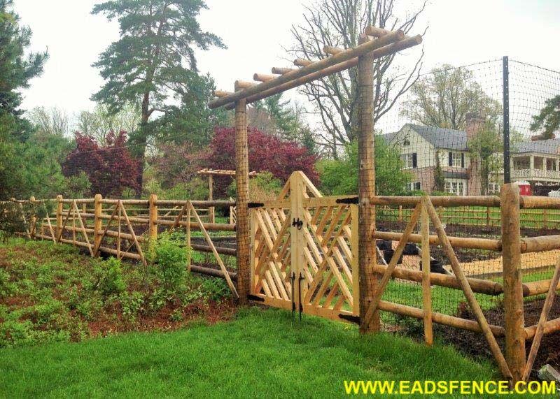Garden Fencing Companies Fasci Garden