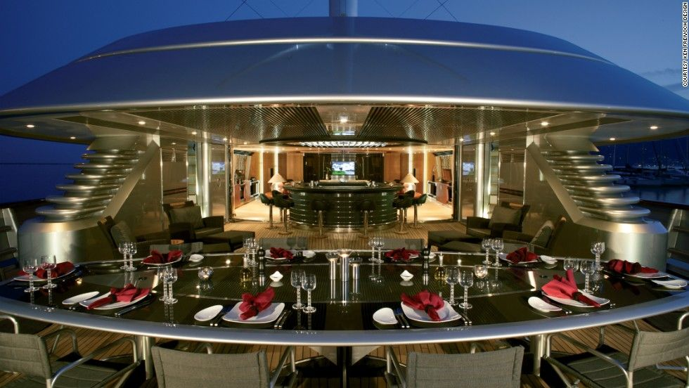 Inside The World S Largest Yacht Google Search Luxury Sailing