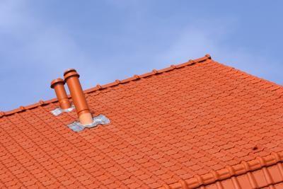 How To Clean Plumbing Vent Pipes Plumbing Vent Terracotta Roof Plumbing
