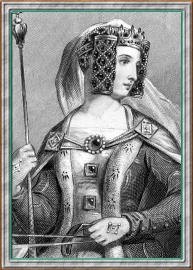 Philip Black King Bedroom Set: Philippa Of Hainault, Medieval