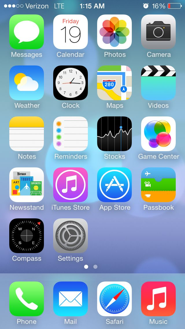 Ios 7 Redesign With Images Ios 7 Apple Ios App Store Games