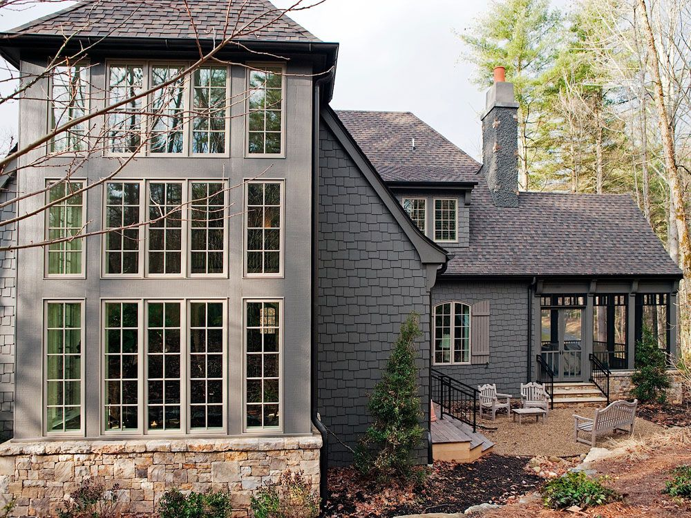The Ramble In Asheville Nc Custom Home Designs By Acm Design Architecture Interiors