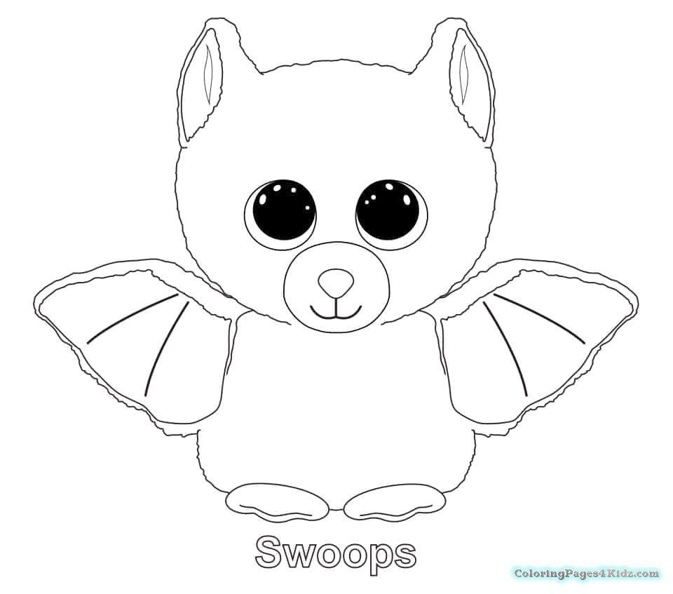 Beanie Boos Coloring Pages Fresh Ty Beanie Babies Coloring Pages New Ty Beanie Boos Coloring