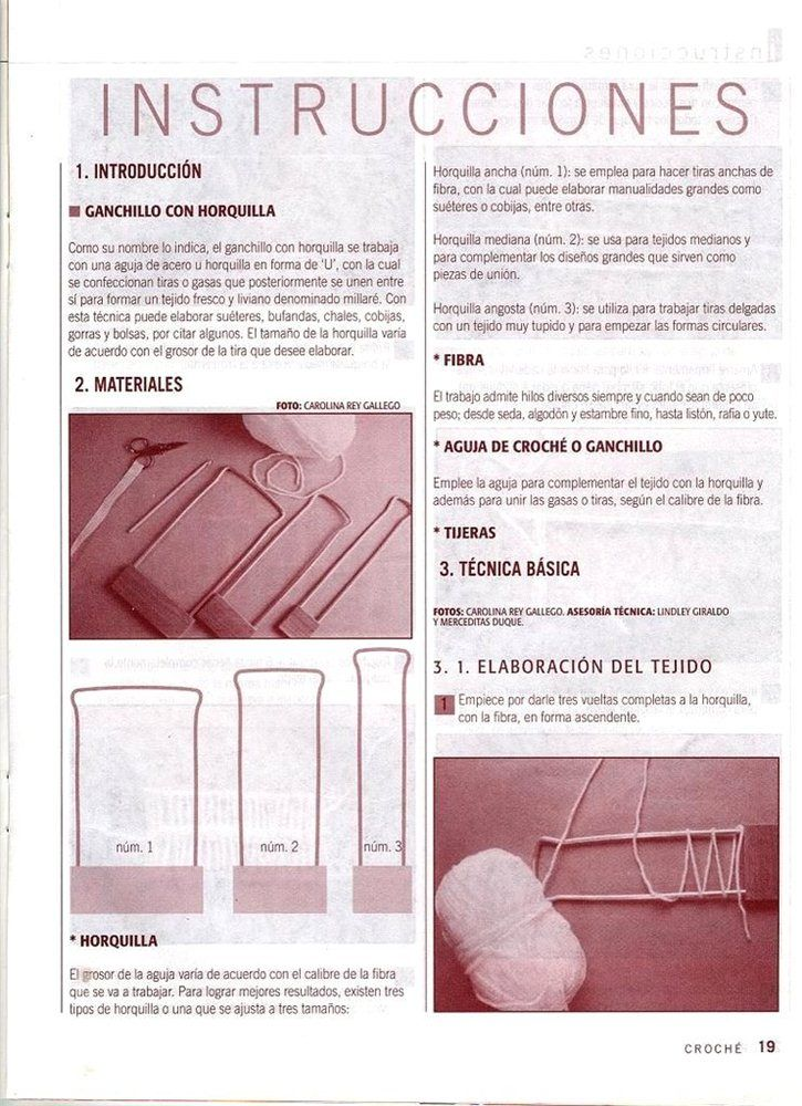 Atractivo Telar Patrones De Ganchillo Galería - Ideas de Patrones de ...
