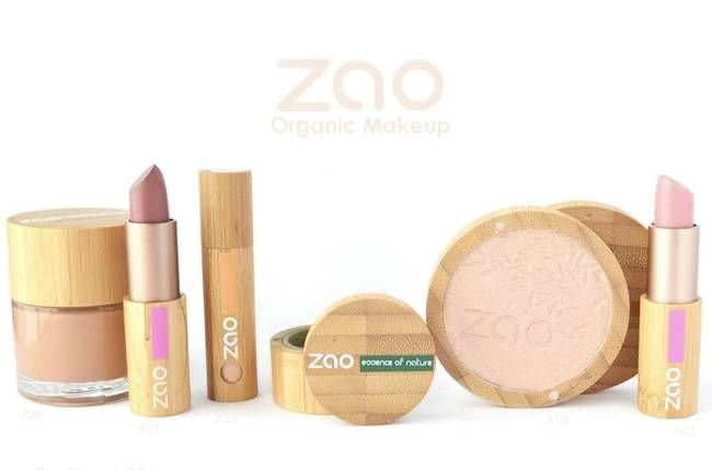6 cosmetics companies with refillable packaging #organicmakeup