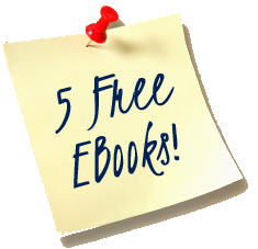 5 free ebooks from Monty Campbell