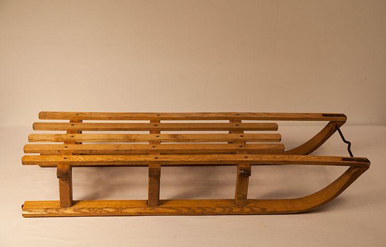 Trineo madera vintage - TONY MALONY | Tony´s Objects | Pinterest ...