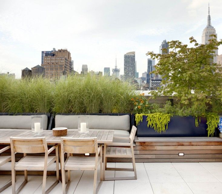 Rooftop Garden Designs For Small Spaces: Vote For The Best Outdoor Living Space