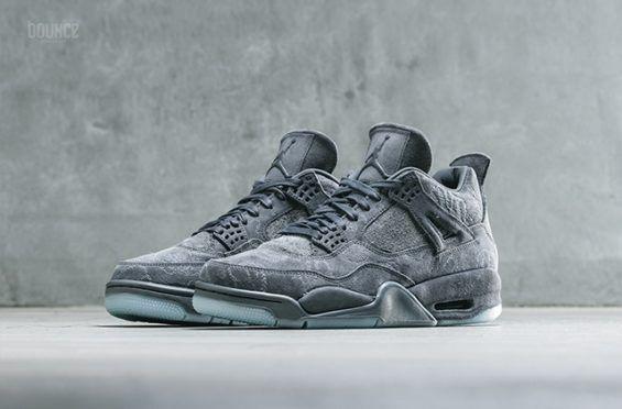 The KAWS x Air Jordan 4 In All Its Glory | Shoes | Air