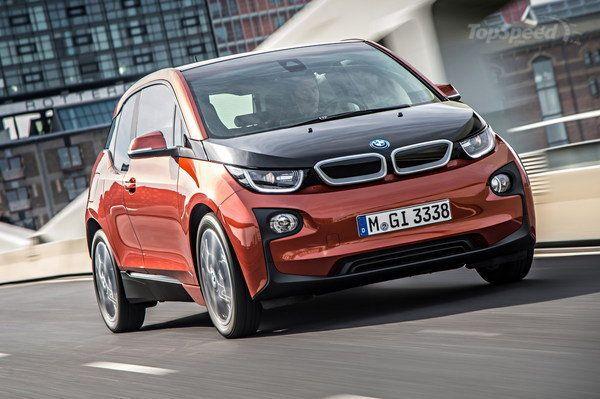 BMW I3 EV Garners 8,000 Pre-Orders In Europe
