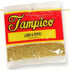 FREE Tampico Lemon Pepper Spice Sample - http://www.guide2free.com/food-and-drink/free-tampico-lemon-pepper-spice-sample/