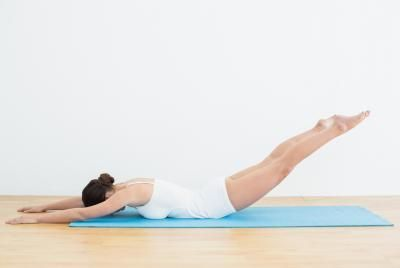How to Get Rid of Lower Back Fat | Livestrong.com