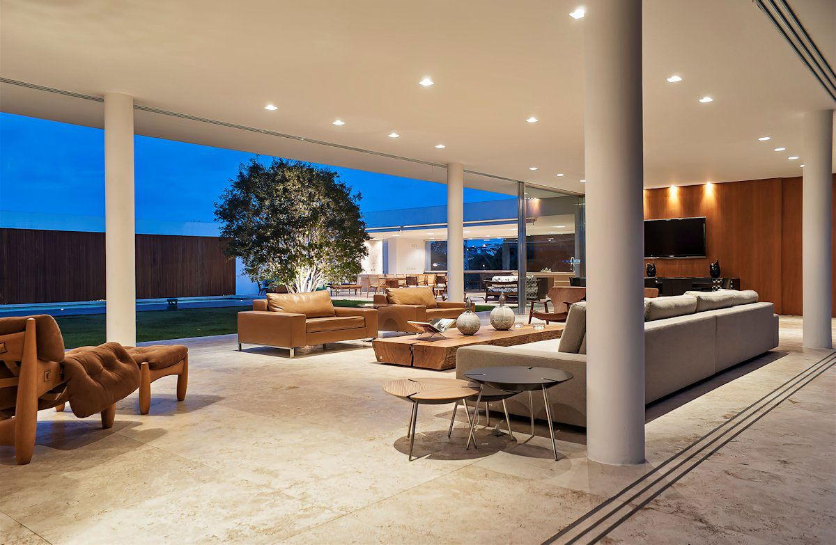 Urban residence by marcelo sodré luxury living pinterest