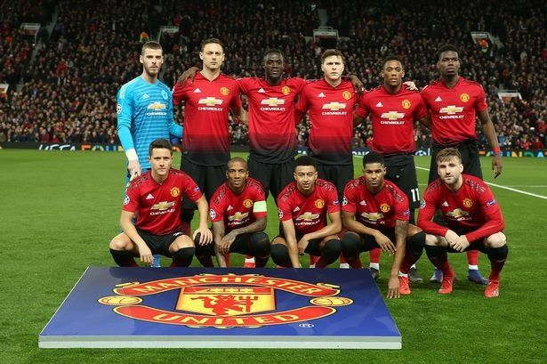 Pin By Football Wallpaper 2020 On Manchester United Players In 2020 Manchester United Team Manchester United Players Manchester United Youth