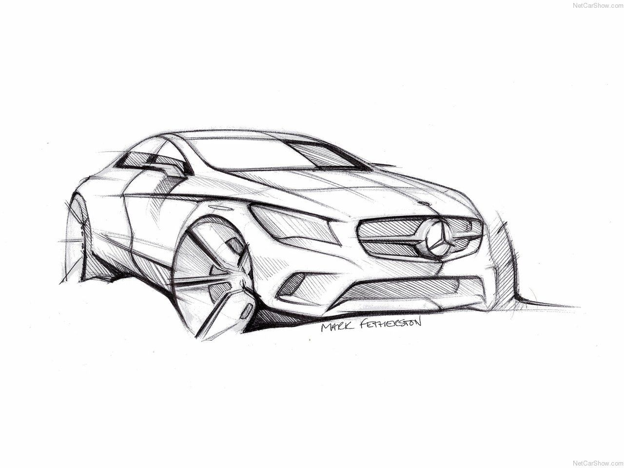 Mercedes-Benz Sketch
