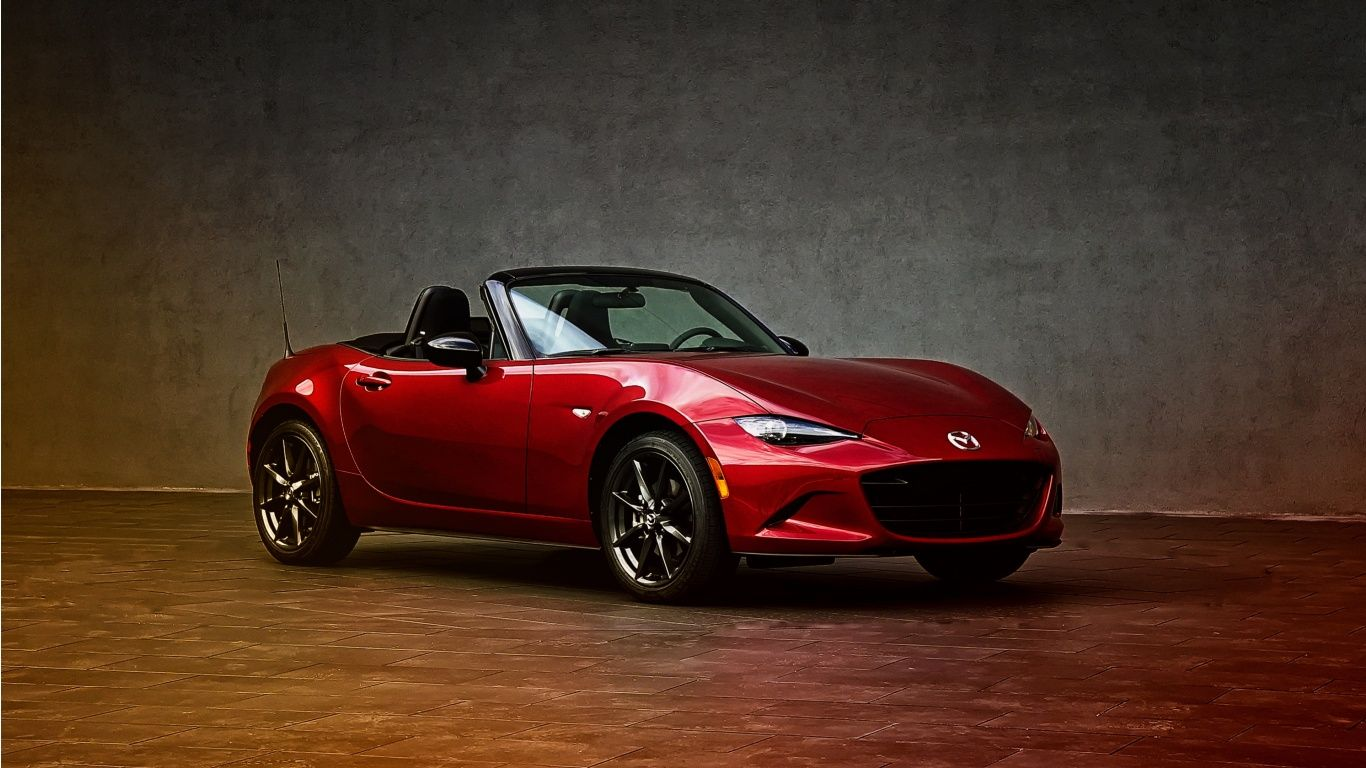 2017 Mazda MX 5 Miata Wallpapers