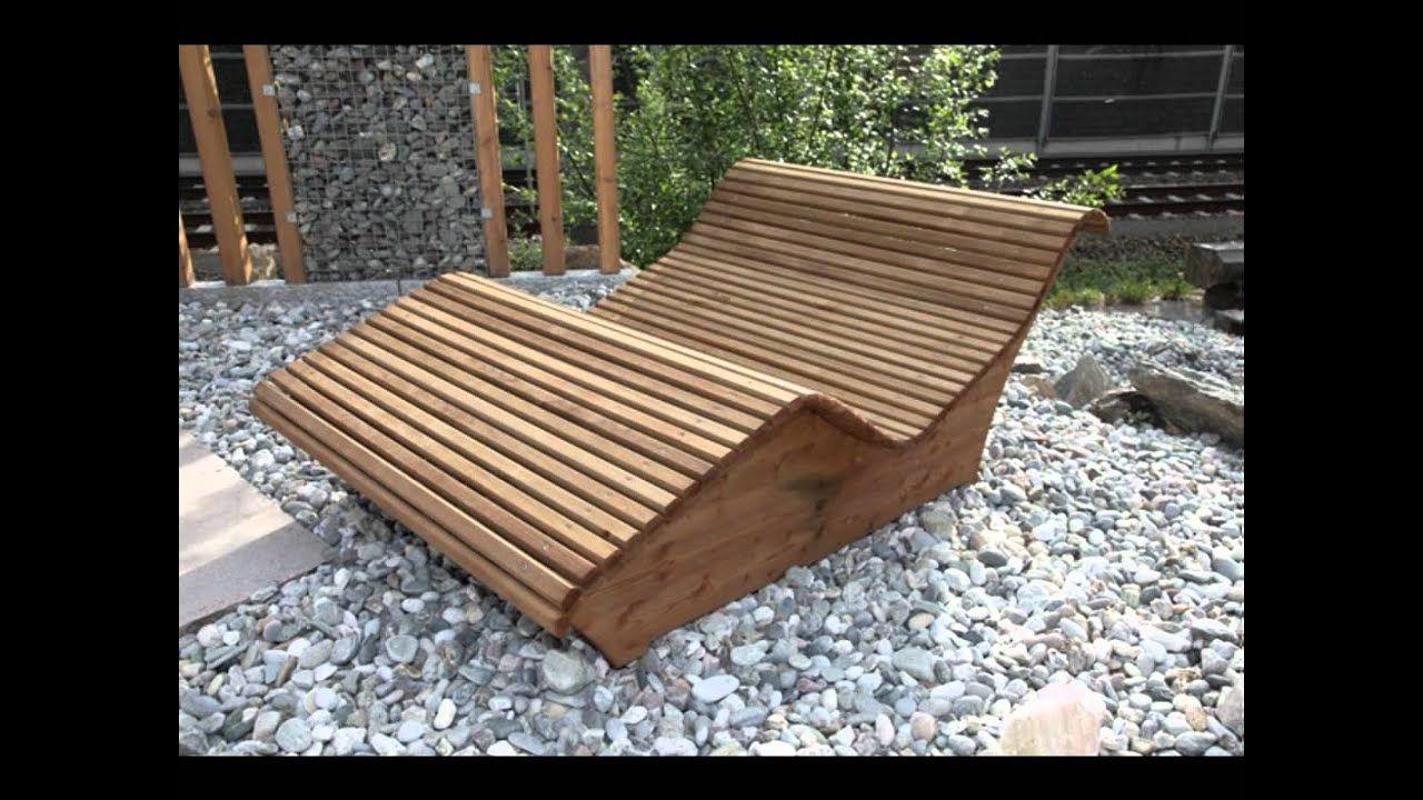 Doppelliege Holz Gartenmöbel 4 Deutsche Dekor 2019 Wohnkultur Online Kaufen Gartenliege Selber Bauen Holzliege Selber Bauen Garten