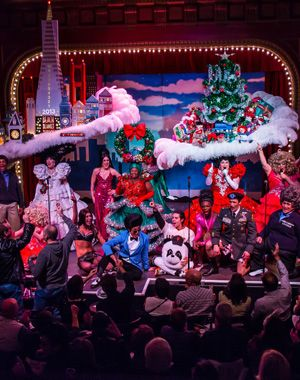 Beach Blanket Babylon Musical Theater Pictures Show Pix Photos