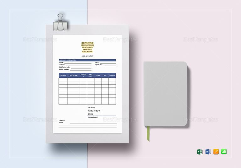 Purchase Order Template Commercial printing and Template