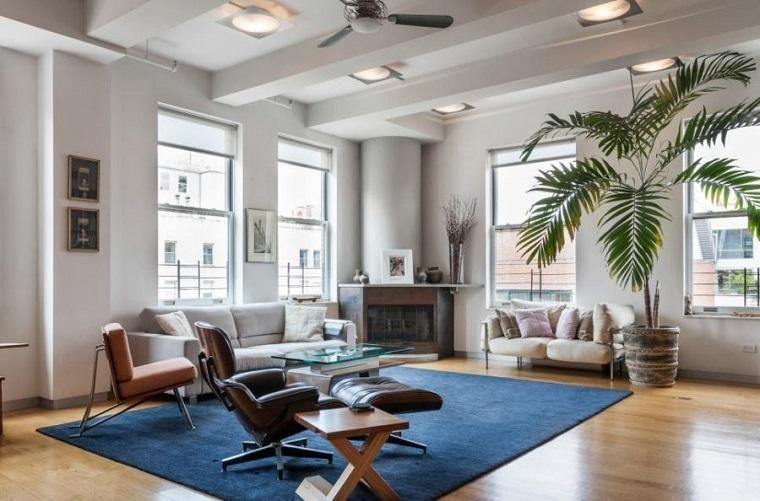 Salons mit Charme und modernem Design Haus