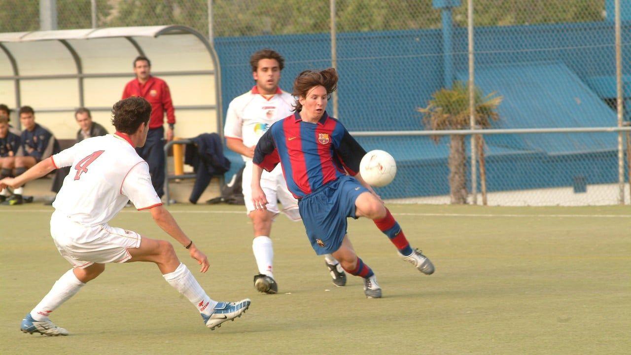 Messi y los 40 años de La Masía, la cuna de cracks de Barcelona