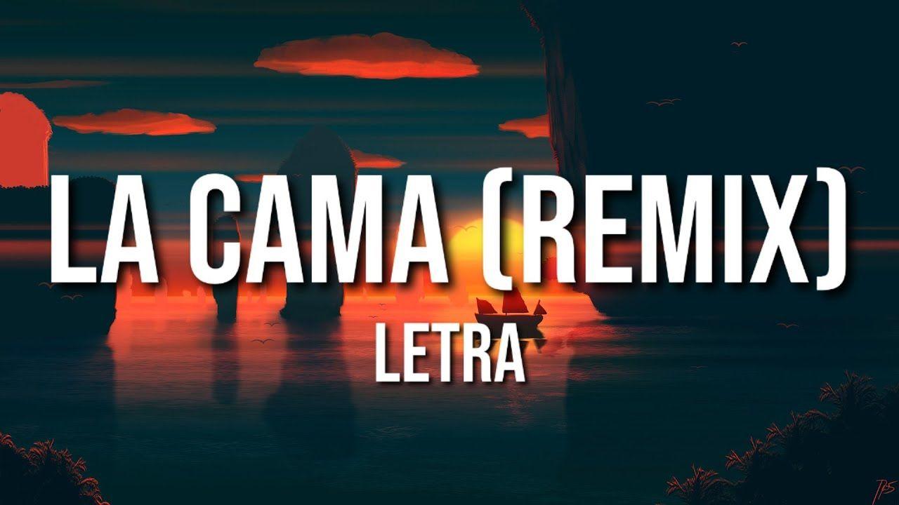 Letra La Cama Remix Letra Lunay Ft Myke Towers Ozuna Chencho Corleone Rauw Alejandro Letra En 2020 Alejandro Letra Letras De Canciones Canciones