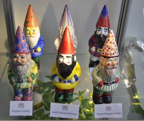 Garden gnomes allowed at Chelsea Flower Show in honour of its hundredth anniversary