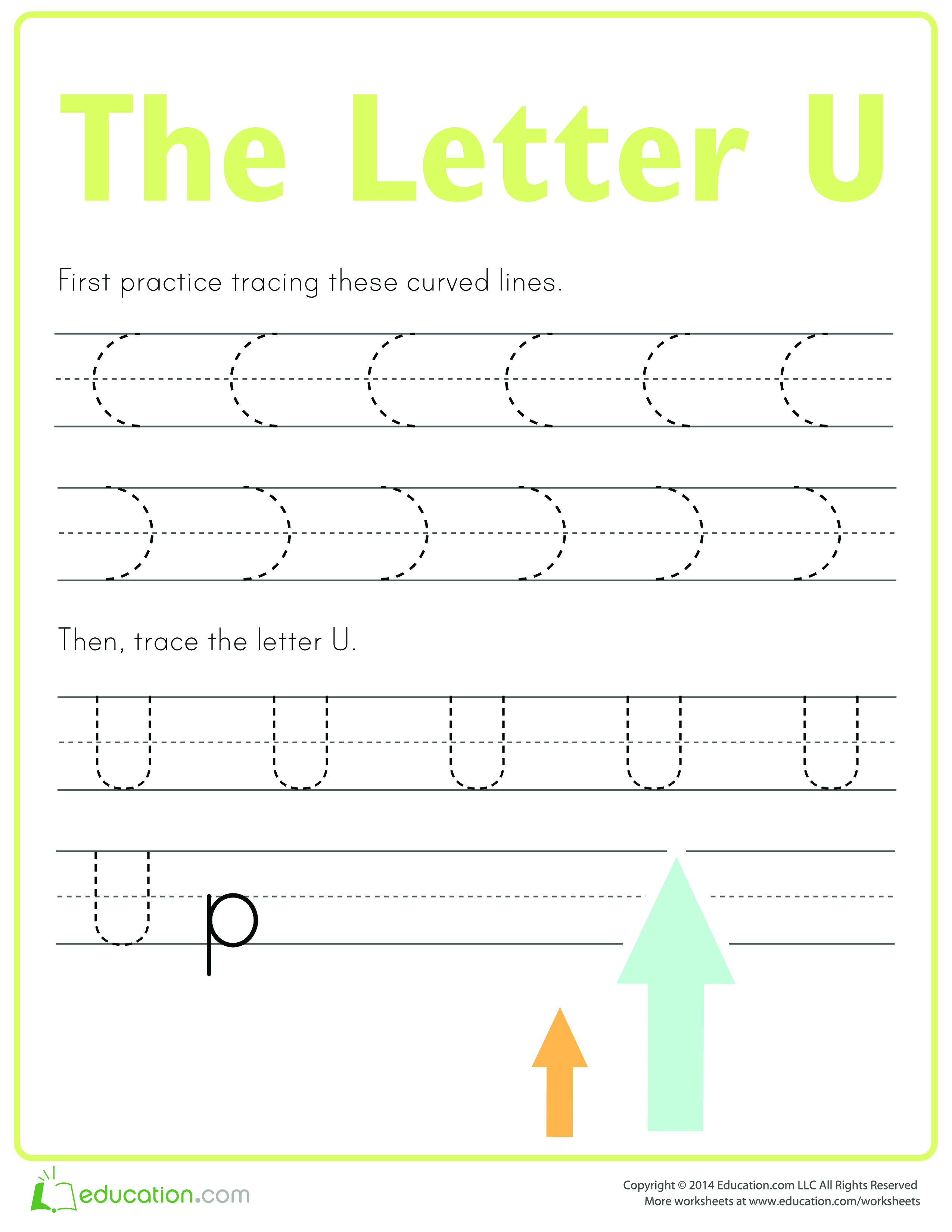 Learn to write letter u download this how to write letter u if learn to write letter u download this how to write letter u if your child likes to learn how to write the letters of the alphabet and needs a good expocarfo Choice Image