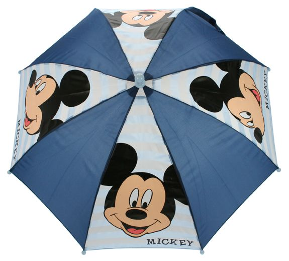 Children's Character Umbrella - Mickey Mouse