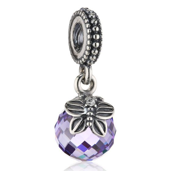 c79287a0d Finding the Right #Pandora Charms for Your Bracelet, Pandora Pendant Charm  Morning Butterfly in #Lavender