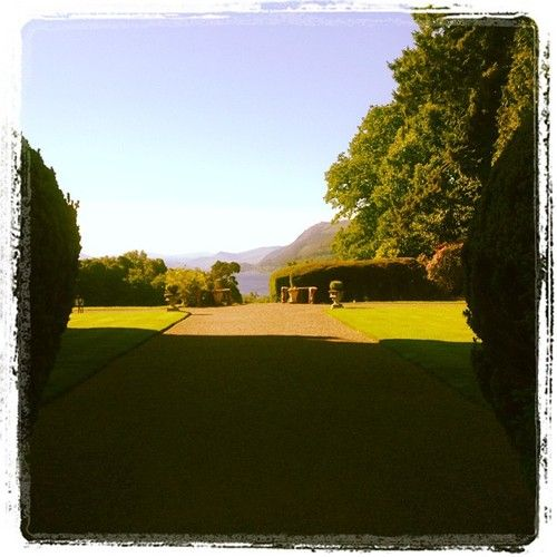 Armathwaite Hall Hotel and Spa - view of Bassenthwaite Lake