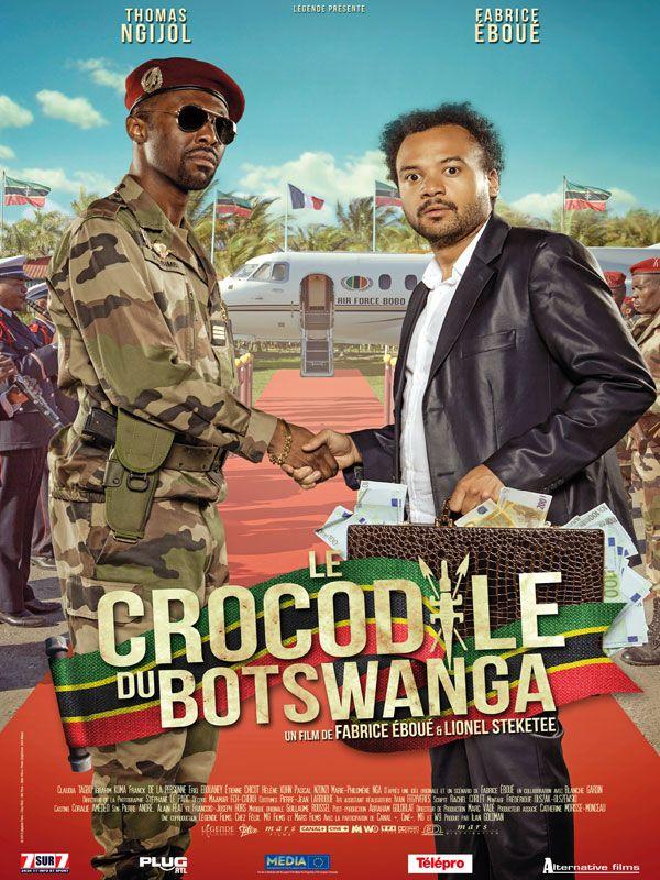 LE CROCODILE DU BOTSWANGA ! http://www.cinebel.be/fr/film/1012183/Le%20crocodile%20du%20Botswanga