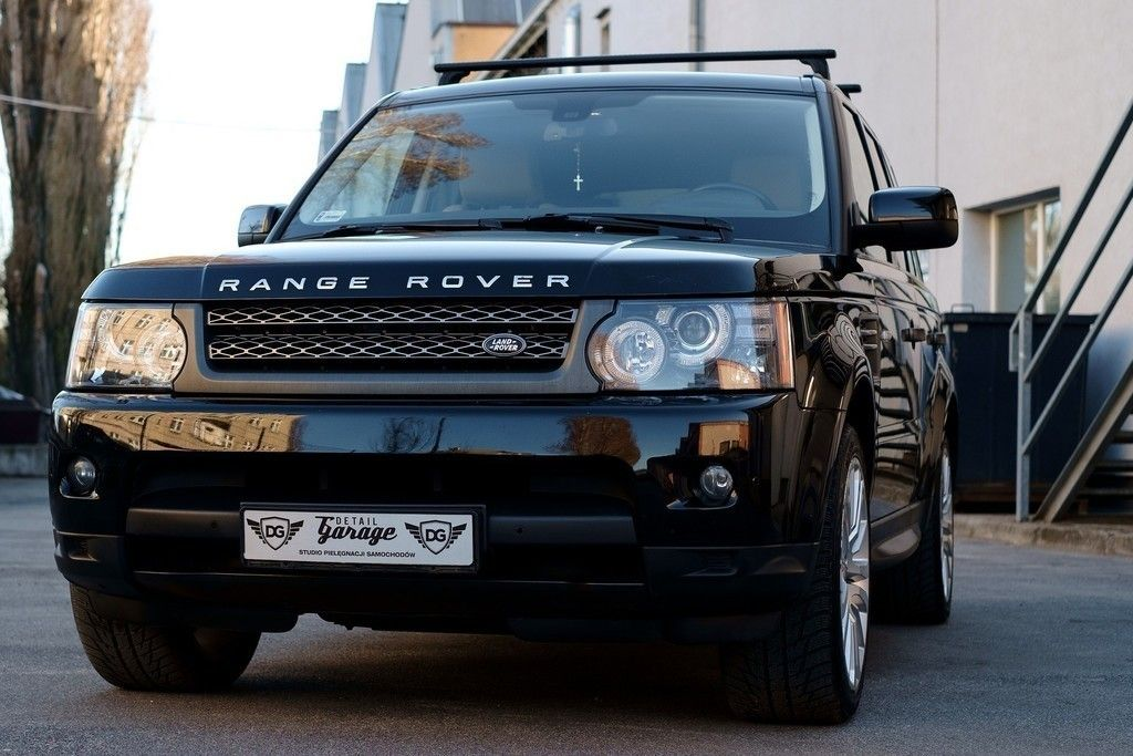Range Rover Suv Luxury Car Front View Wallpaper With Images
