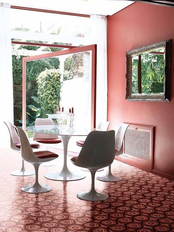 Pin by Jennifer Feaver on Dining | Colores de pintura, Comedores, Casas