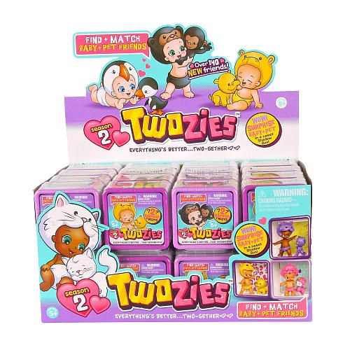 Twozies Season 2 Collectors Guide Moose Toys Toys R Us