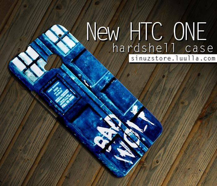 Htc One Case - Doctor Who inspired