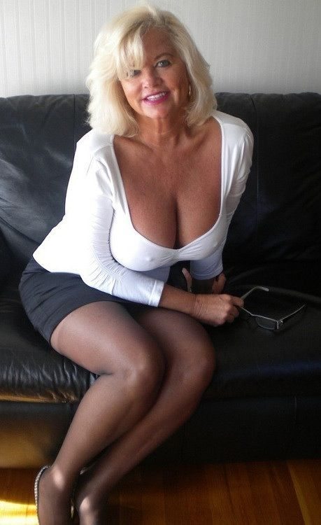 mature granny video