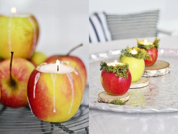 s i n n e n r a u s c h: Apfel-Licht