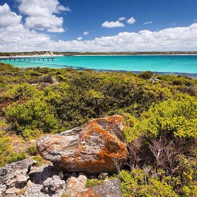 Kangaroo Island Beaches: Vivonne Bay On #KangarooIsland