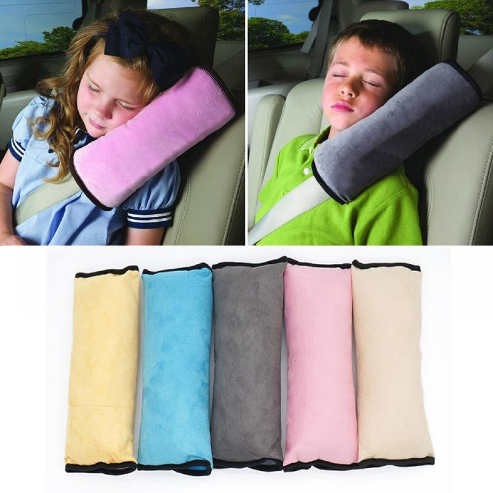 Auto Safety Seat Shoulder Belt Pillow Toddler pillow