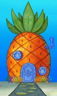 Spongebob House Painting : spongebob, house, painting, Mariana, Albano, Spongebob, Wallpaper, Painting,, Wallpaper,, Pinapple, Painting