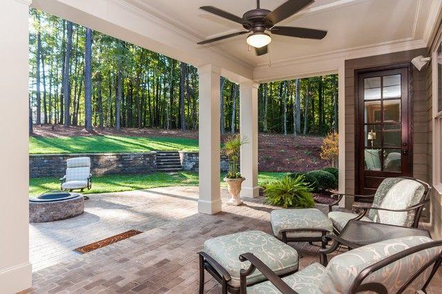Particular Covered Back Porch Designs On Home Design ...