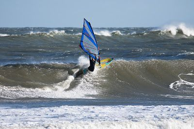 Bill's OBX Beach Life: Start of a Cold Windy FUN Week on the OBX!