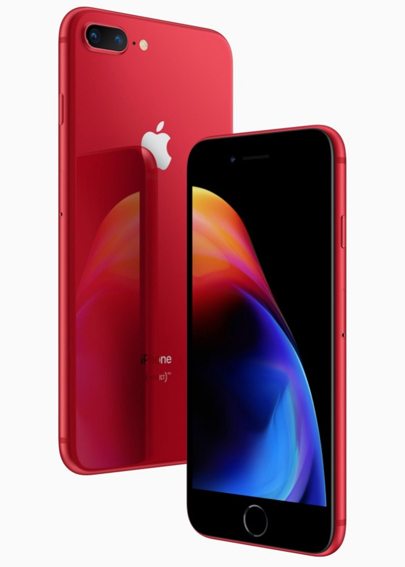 Apple Introduces Product Red Edition Iphone 8 And Iphone 8 Plus Available To Order April 10 Iphone 8 Plus Iphone Boost Mobile