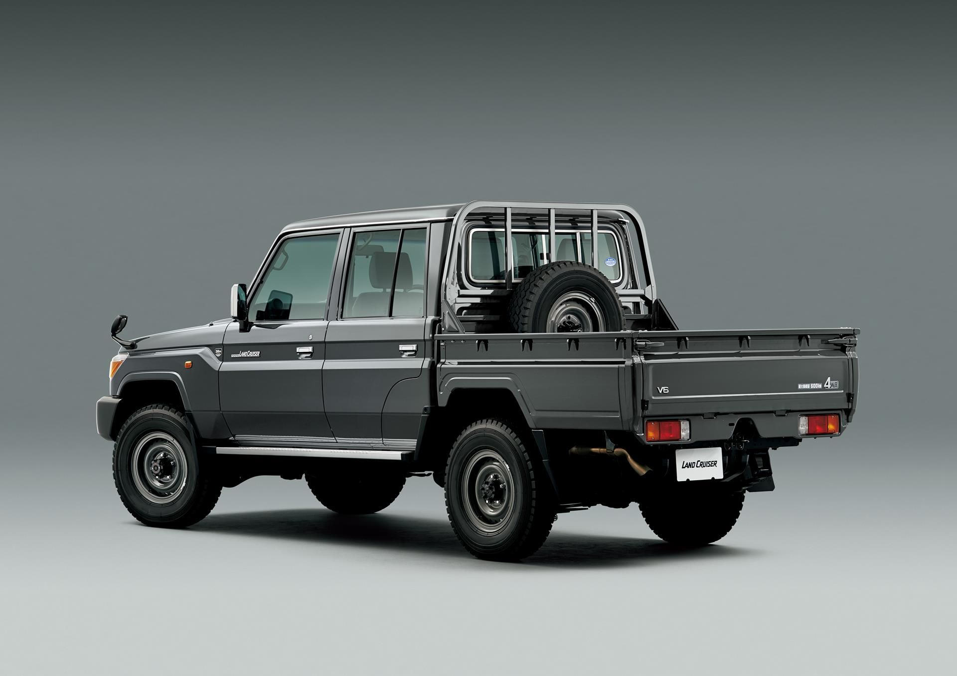 30 Years Of Toyota Land Cruiser 70 - Celebrating With