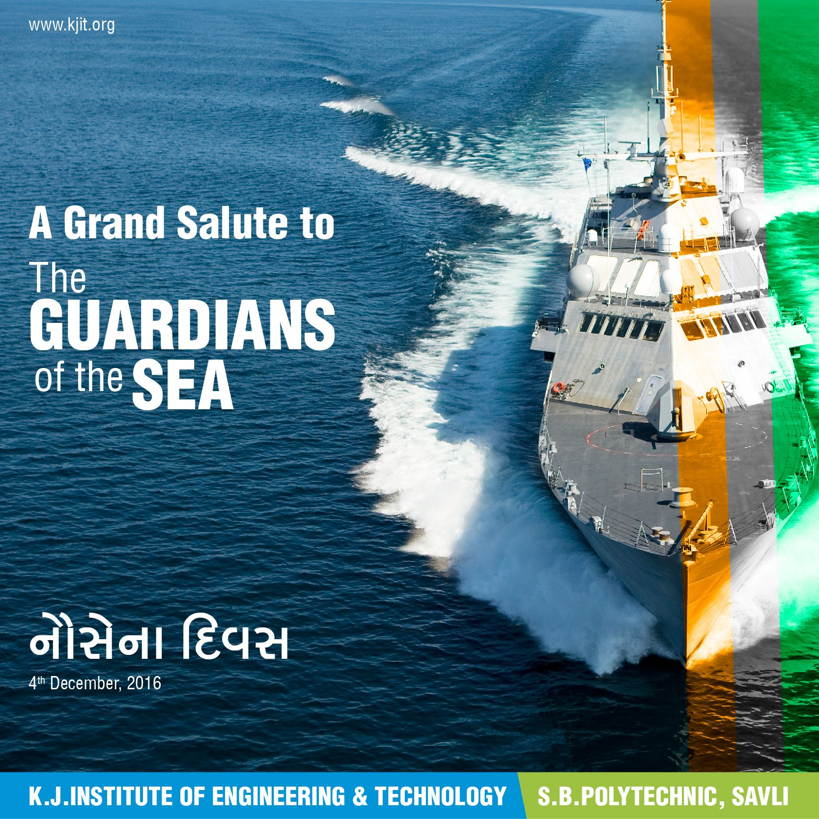 Guarding The Coastal Areas Of India Are The Brave Sea Warriors Of Indian Navy Who Ensure That The Citi Navy Day Civil Engineering Courses Engineering Colleges
