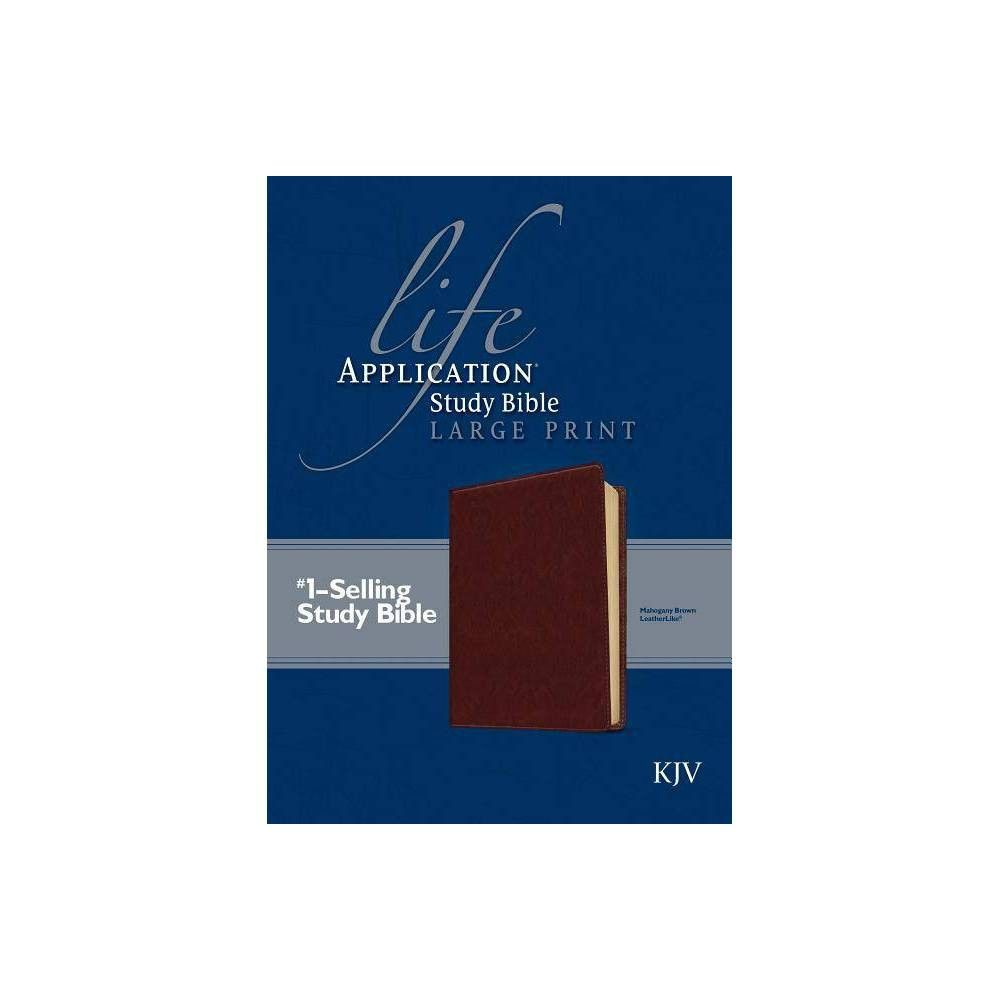 Life Application Study BibleKJV (Leather_bound) in 2020