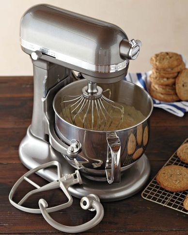 Commercial KitchenAid 7-qt. Stand Mixer with bowl lift. I ...